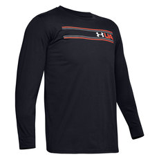 Team Stripe - Men's Long-Sleeved Shirt