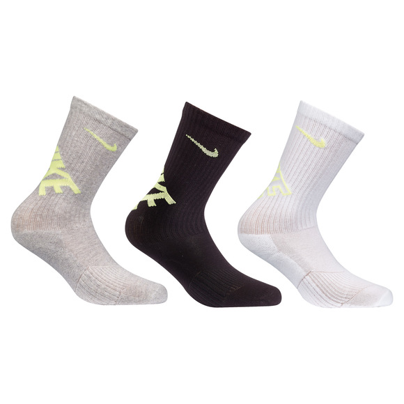 Graphic - Junior Half-Cushioned Socks