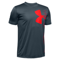 Split Hybrid Jr - Boys' Athletic T-Shirt