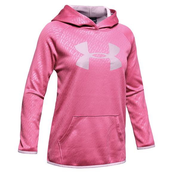 under armour girls sweatshirts