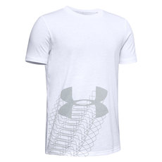 Linear Logo Jr - Boys' Athletic T-Shirt