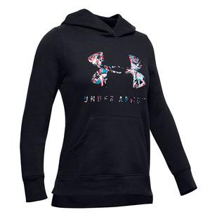 Rival Print Jr - Girls' Hoodie