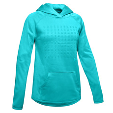 Armour Fleece Branded Jr - Chandail à capuchon pour fille