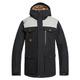 Raft JK - Manteau d'hiver à capuchon pour homme - 0