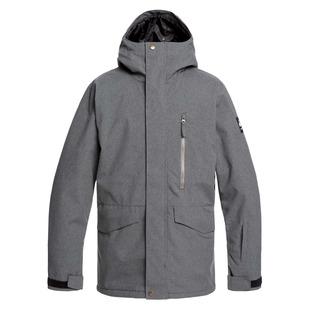 Mission JK - Men's Hooded Winter Jacket