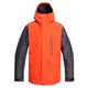 Mission JK - Manteau d'hiver à capuchon pour homme - 0