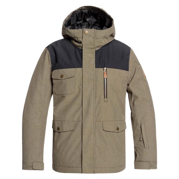 Raft Youth JK - Manteau de planche à neige pour enfant