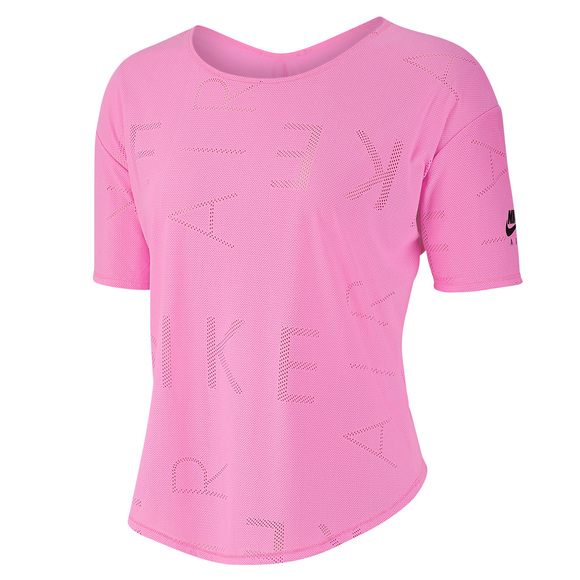 Air - T-shirt de course pour femme
