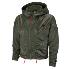 Sportswear Windrunner Cargo Rebel - Women's Hooded Jacket