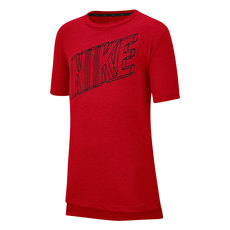Dri-FIT Breathe Jr - Boys' Athletic T-Shirt