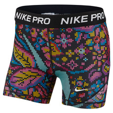 Pro - Girls' Fitted Shorts