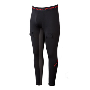 1054433 Sr - Senior Compression Jock Pants