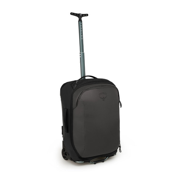 Transporter Global Carry-On - Wheeled Travel Bag with Retractable Handle