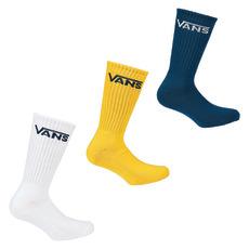 Classic Crew (Pack of 3) - Men's Socks