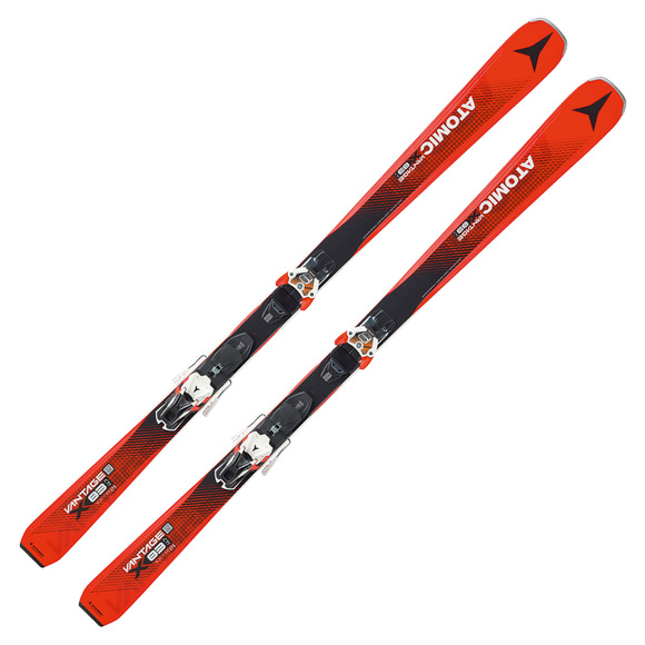 Vantage X 83 CTI /Warden 13 MNC - Men's All Mountain Alpine Skis