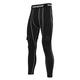 1013011904 Sr - Pantalon de compression avec support athlétique pour senior - 0