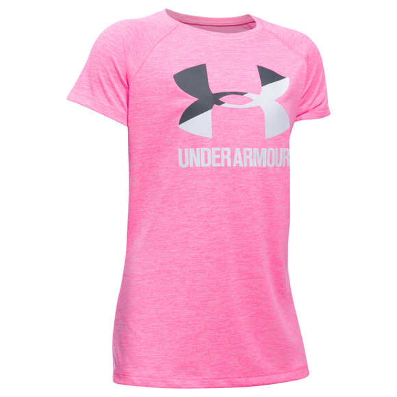 Novelty Big Logo Jr - T-shirt pour fille