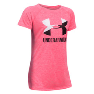 Novelty Big Logo Jr - Girls' T-Shirt