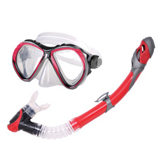 Curacao Combo Sr - Adult Mask And Snorkel