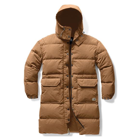 THE Sierra en duvet NORTH Hooded Manteau pour femme FACE Parka CodxeBr