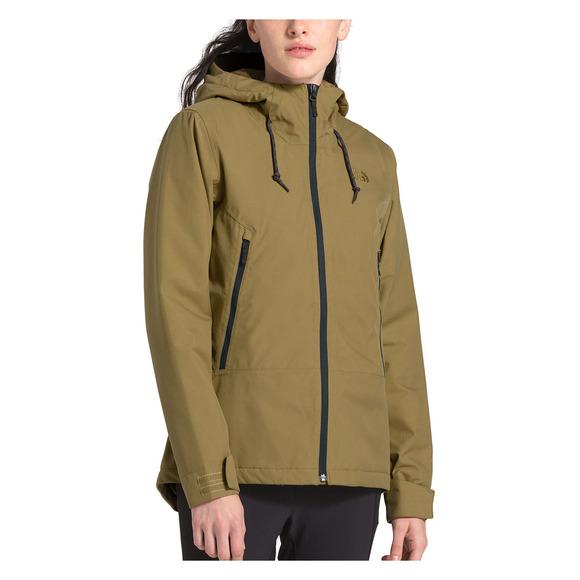 Inlux - Manteau isolé pour femme