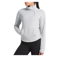 Motivation - Women's Fleece Long-Sleeved Shirt