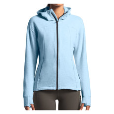 Motivation - Women's Full-Zip Hoodie