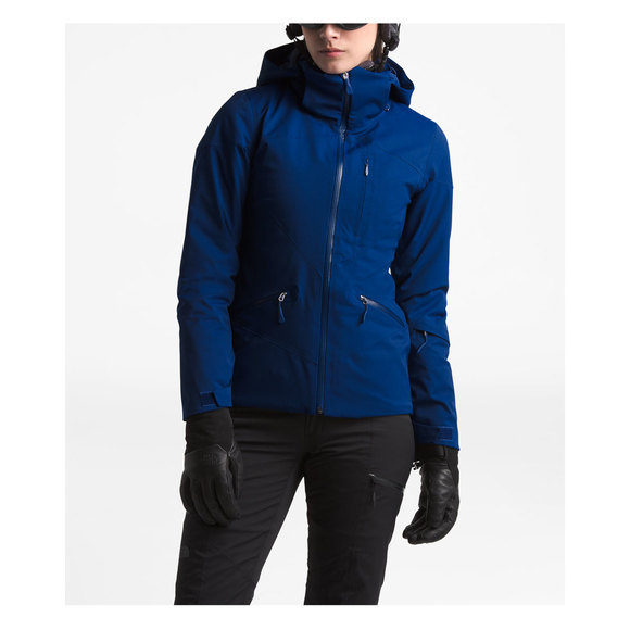 Lenado - Manteau de ski alpin pour femme
