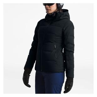 Cirque Down - Manteau de ski alpin pour femme