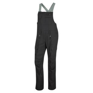 Freedom Bib - Women's Insulated Pants with Adjustable Suspenders
