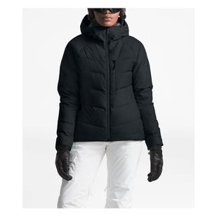 Heavenly Down - Women's Hooded Winter Jacket
