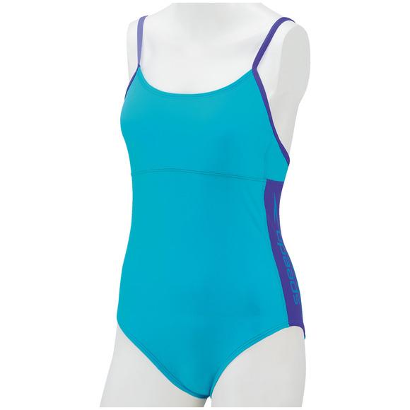 Clipback Logo - Women's One-Piece Swimsuit