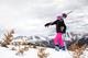 Atlas Synthetic - Manteau de ski alpin pour junior  - 3