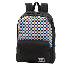 Glitter Check Realm - Backpack