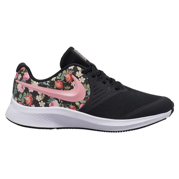 Star Runner 2 Vintage Floral (GS) - Chaussures athlétiques pour junior