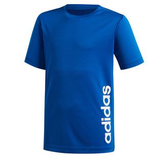YB Linear - T-shirt athlétique pour garçon
