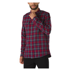 Sycamore - Men's Flannel Long-Sleeved Shirt