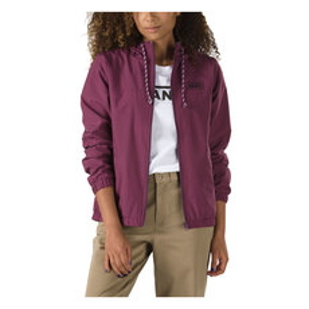 Kastle III Windbreaker - Manteau à capuchon pour femme