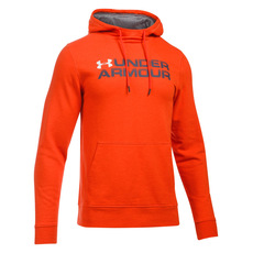 Sportstyle Fleece Wordmark - Men's Hooded Sweater