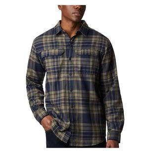 Silver Ridger 2.0 - Men's Flannel Long-Sleeved Shirt