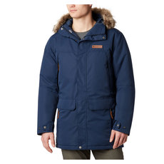 South Canyon - Men's  Down Insulated Long Parka