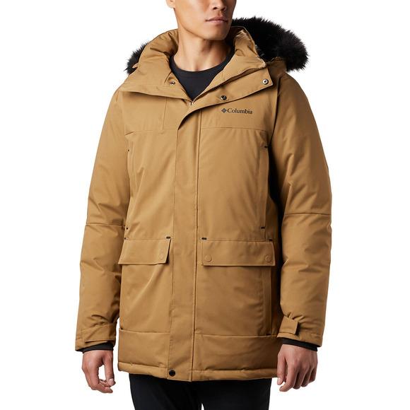 Winter Rebellion - Men's Down Insulated Jacket