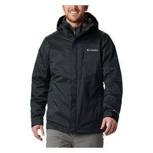 Whirlibird IV - Manteau d'hiver à capuchon 3 en 1 pour homme