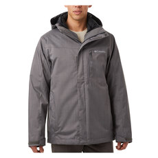 Whirlibird IV - Men's 3-in-1 Hooded Winter Jacket