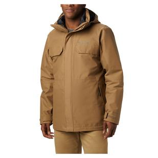 Cloverdale IC -  Men's 3-in-1 Hooded Winter Jacket