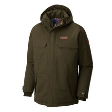 Rugged Path - Men's Hooded Jacket