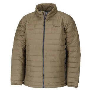 Powder Light (Taille Plus) - Manteau de plein air pour homme