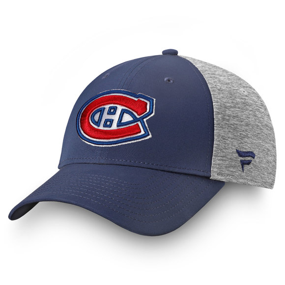 Playoffs Structured Stretch Canadiens de Montréal - Adults' Cap