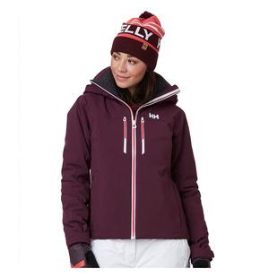 Alphelia LifaLoft - Women's Hooded Insulated Jacket