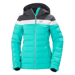 Imperial Puffy - Manteau d'hiver à capuchon pour femme